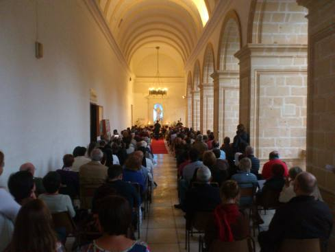 Concert in the cloister